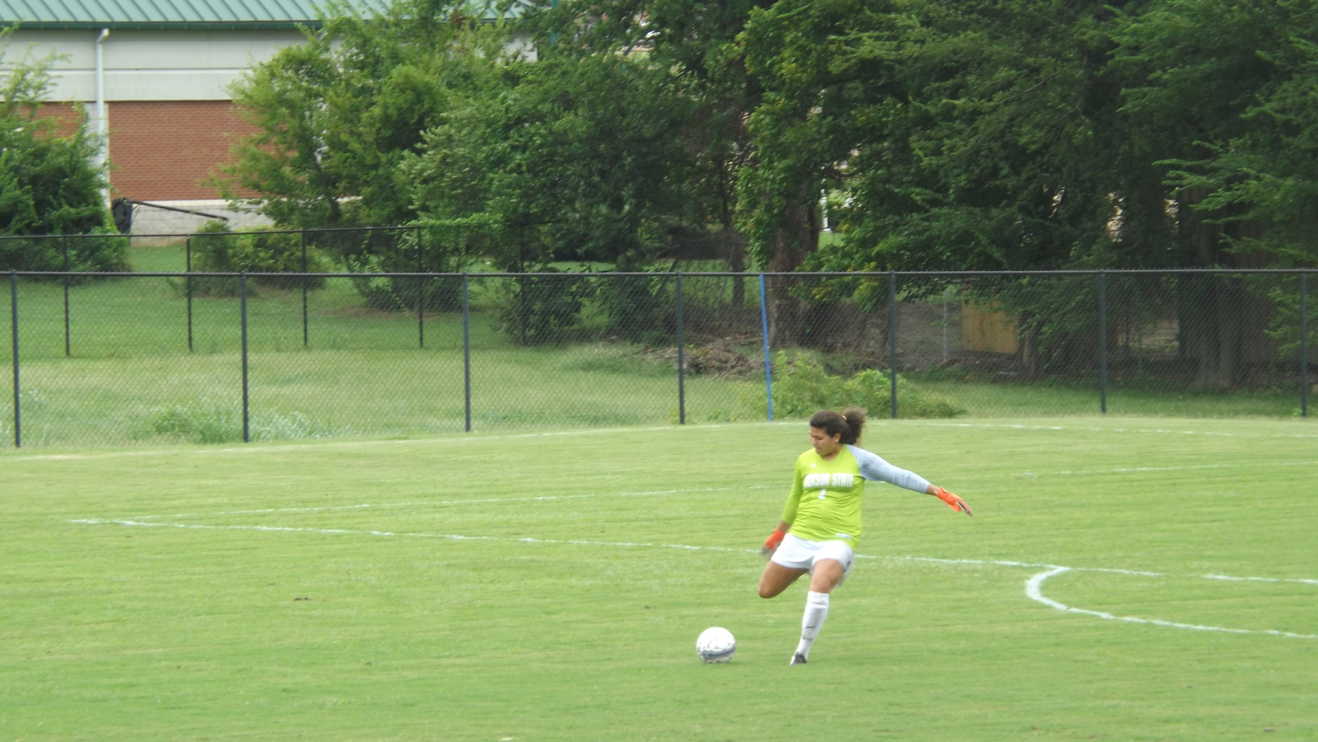 SOC -Aug. 25: Soccer falls 6-2 to Middle Tennesseer