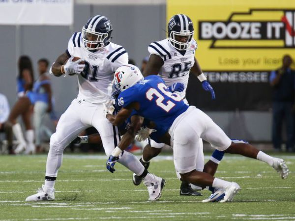 Second half TSU surge too much for Tigers to overcome at Southern Heritage Classic