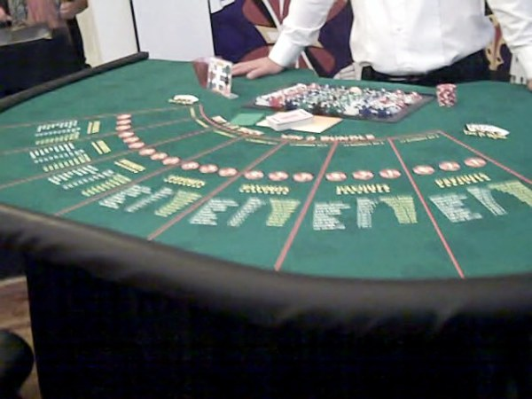 Premium casino quality tables built LARGER to allow more players.
