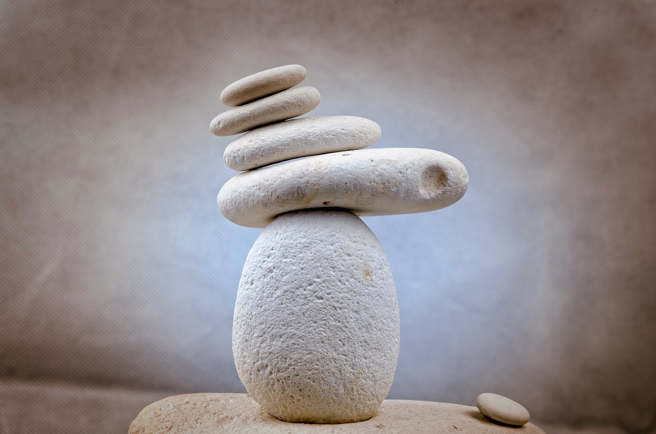 Finding Balance in a Fast Paced World