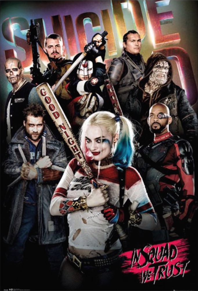 Petition Movie: Suicide Squad Full Movie Download