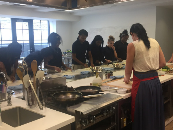 Culinary Arts Practical with Vetri Foundation