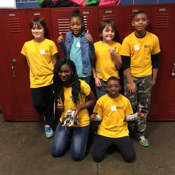 Our 1st Lego League