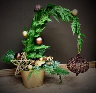 grinch, who, christmas, winter, tree, festive
