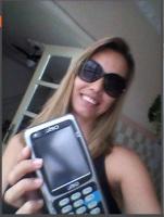 Monica Vieira, proprietária de Salão de Beleza