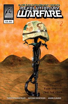 Revolutionary Warfare Vol. 2