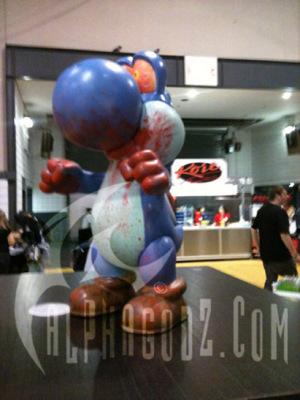 Zombie Yoshi (Custom)