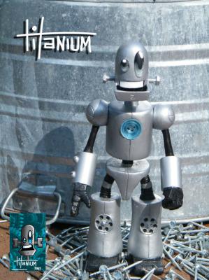 Titanium The Robot