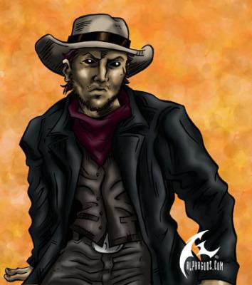 Joe Cross - from Devil's Wind