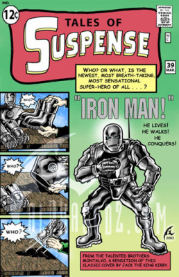 Tales of Suspense - Revisited
