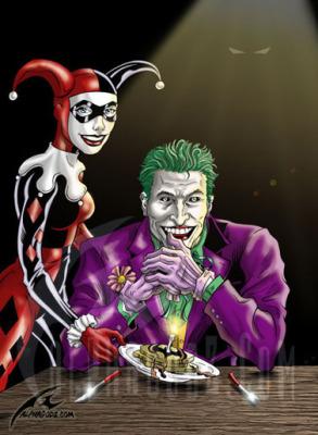 Joker's Birthday