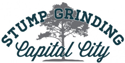 Capital City Stump Grinding Logo