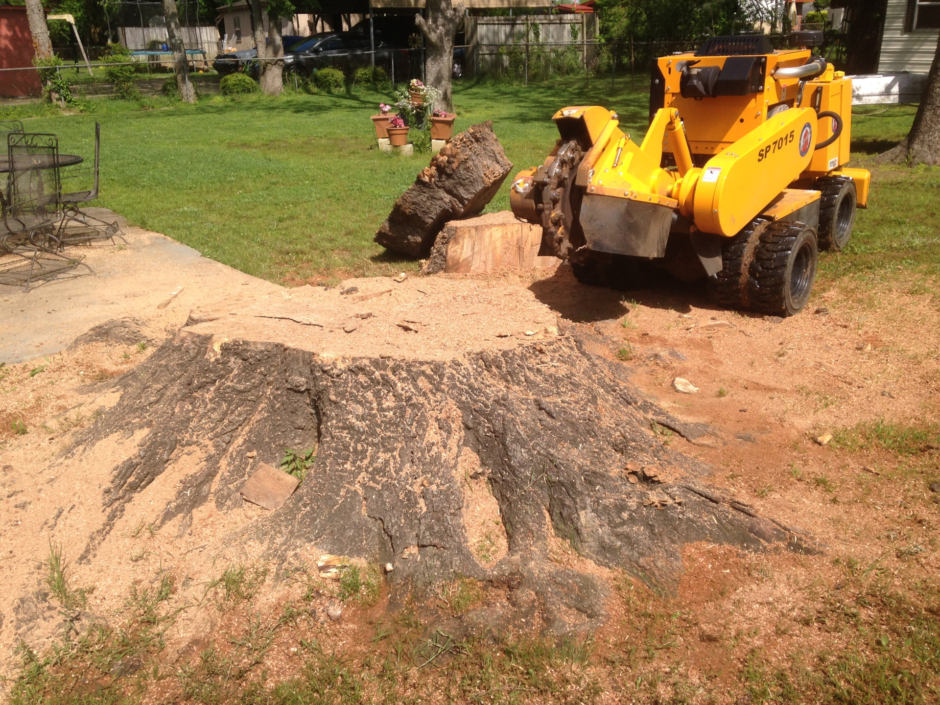 Stump Grinding Wetumpka
