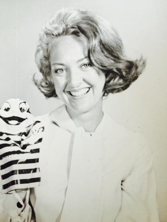 Miss Sandra of Romper Room, Sandra Hart