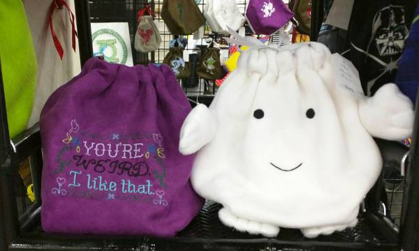 Adipose Bag and You're Weird
