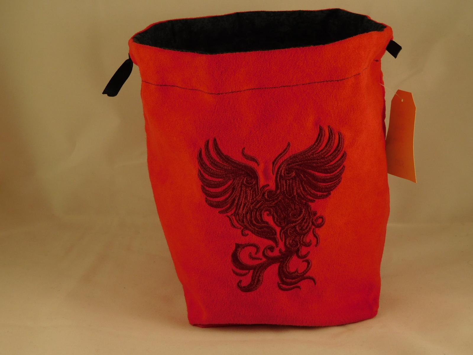 Embroidered Phoenix