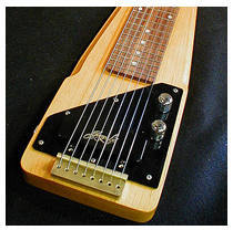Hawaiian Lap Steel