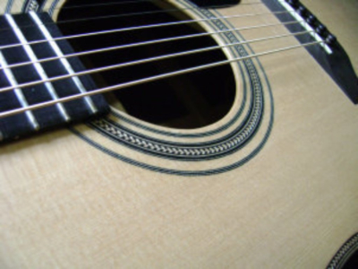 Custom Acoustic Guitars