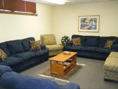 Kenosha group therapy room