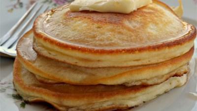 Not Grandad's Pancakes
