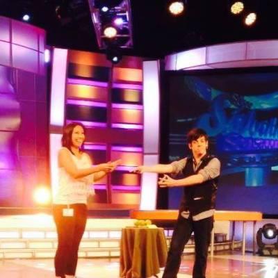 Invitado al canal televisivo Venevisión!