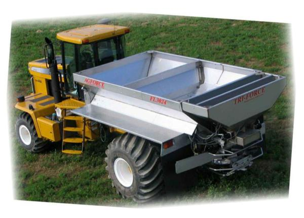 4 Product Spreader