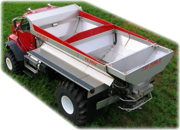 3 Product Spreader