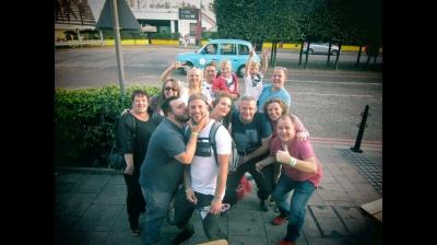 James Lamprey, FunFoodsYT, Summer in the City, SitC, London Excel