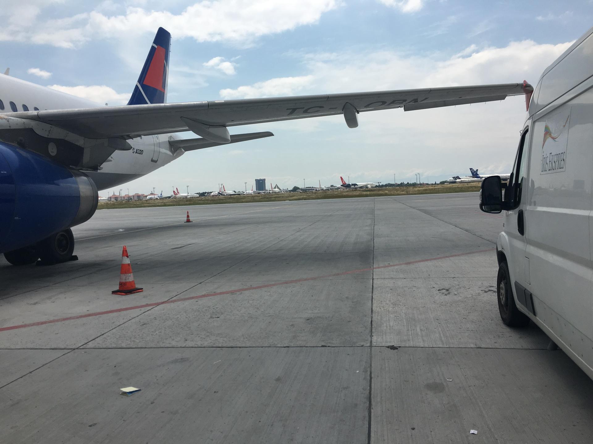 Next Flight Out