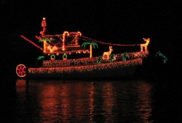 Lighted Boat Parade After Party!