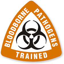 BLOOD BORNE AND AIR BORNE PATHOGENS  CERTIFICATION