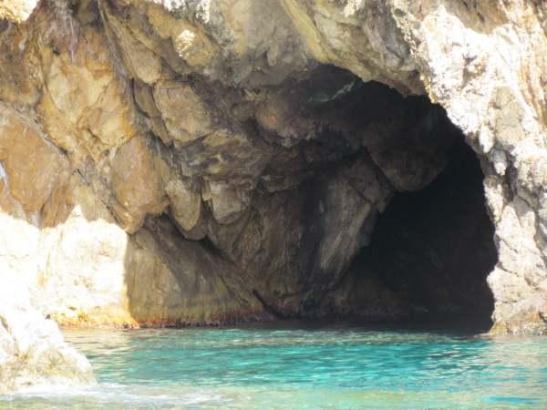 The Caves, Norman Island, B.V.I.