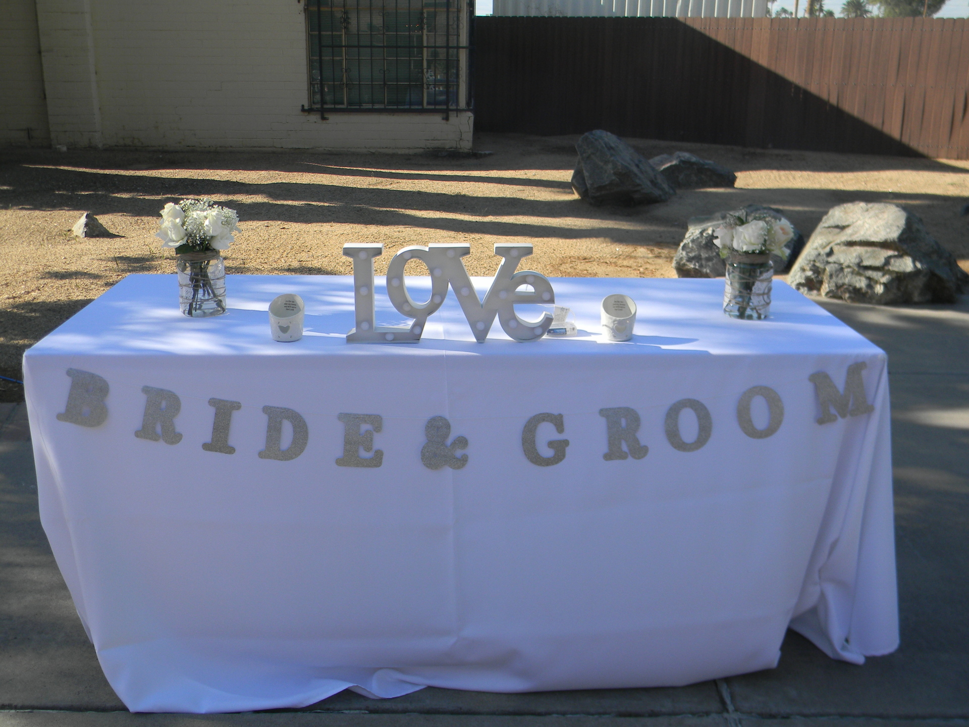 weddings,outdoor wedding, sweetheart table