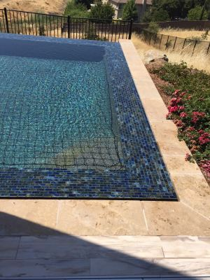 Pool Tile Installation