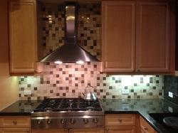 Kitchen Tile and Granite