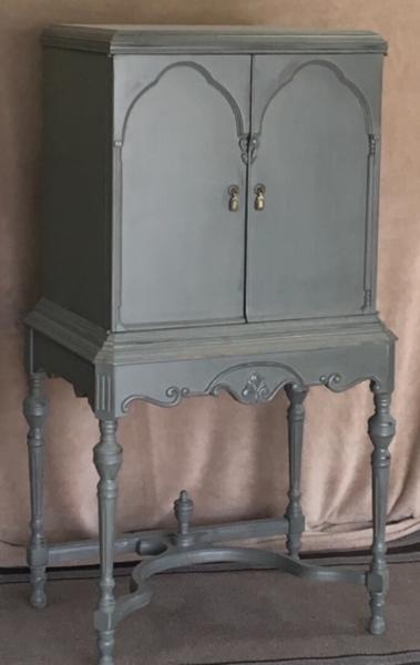 Highboy Cabinet