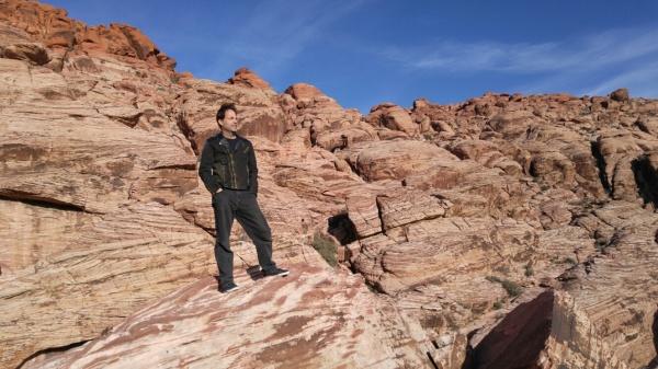 Eric John at Red Rock