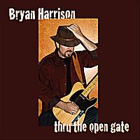 bryan harrison, thru the open gate