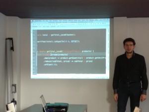 Live coding