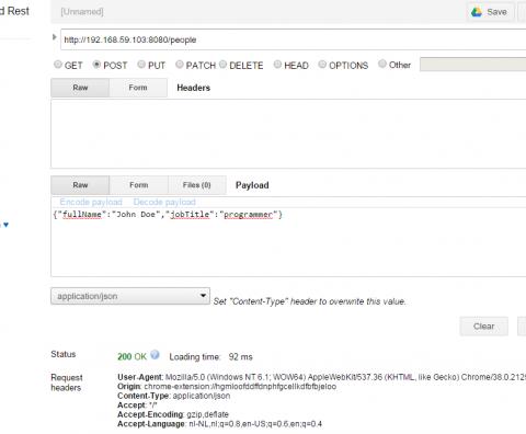 GoogleRestClient