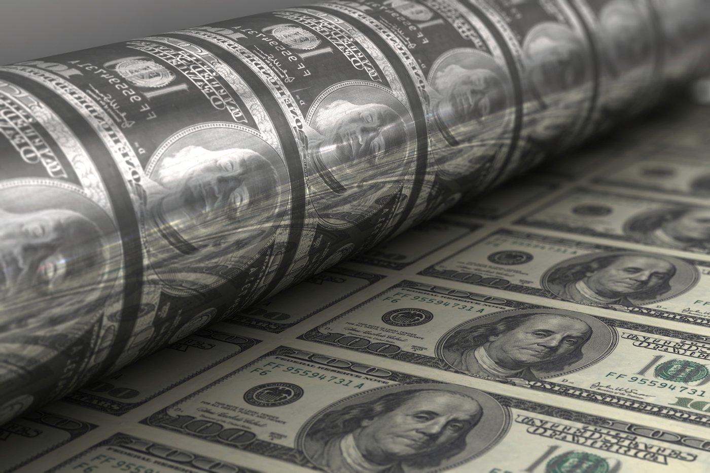 Quantitative-easing