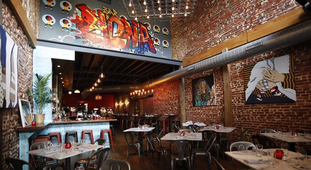 10 Unexpectedly Romantic Restaurants And Bars In Dc Zagat