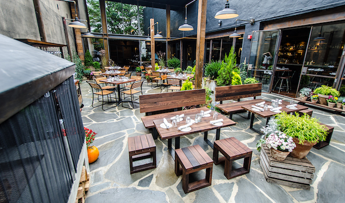 The 10 Sexiest Restaurants In Dc Zagat