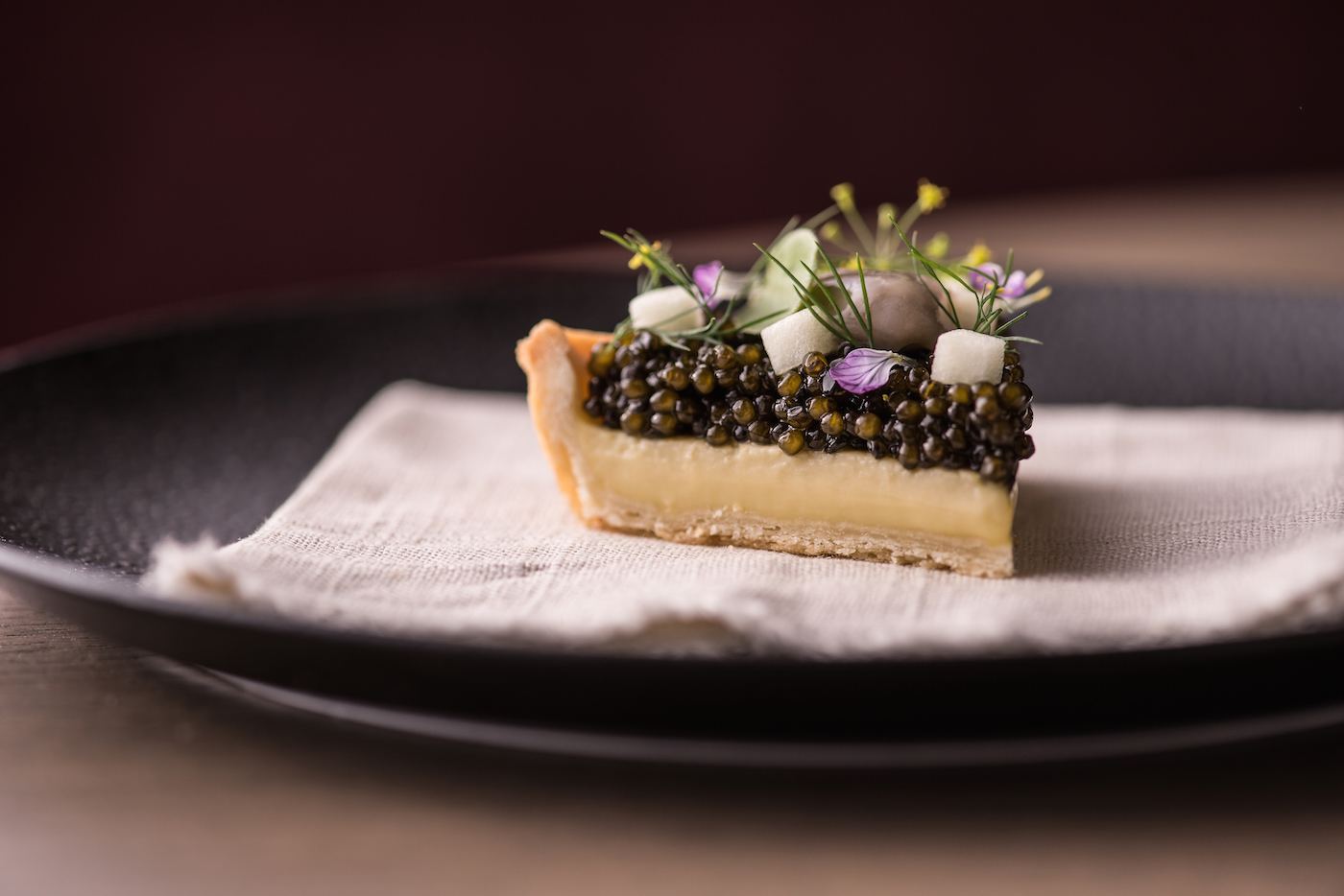 Caviar Cream Cheese Recipe - Martha Stewart