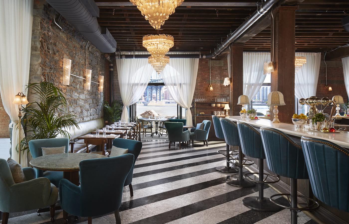 10 Sexiest Restaurants In Nyc Zagat