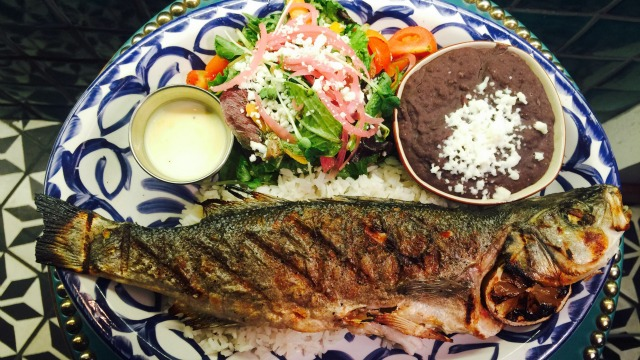The Whole Fish Of Day At This Design District Mexican Restaurant Can Be Ordered Grilled Or Fried