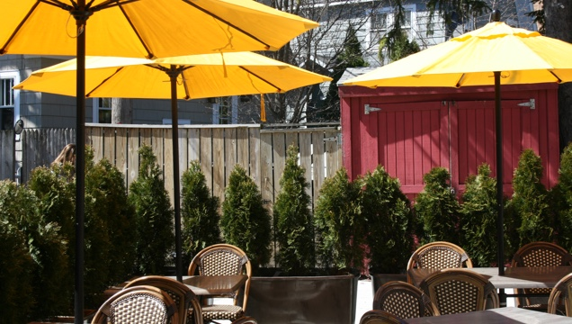 12 Hottest New Outdoor Dining Spots In Chicago