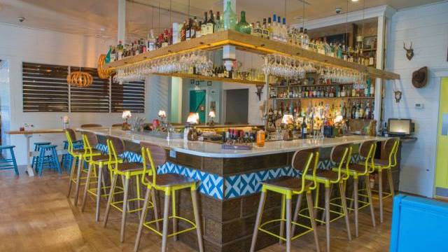 Nage A Rehoboth Beach Mainstay Underwent The Knife Last Year And Re Emerged As Fork Flask With Brighter Dining Room Small Plates An