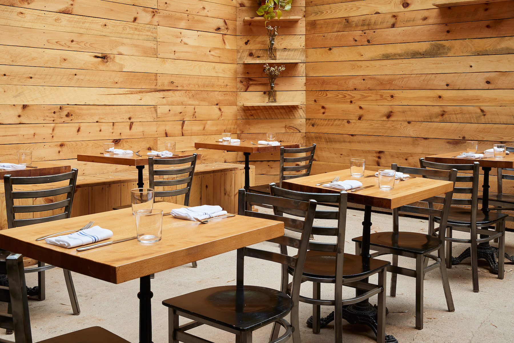 9 New Rooftops and Outdoor Spaces for Summer in NYC - Zagat