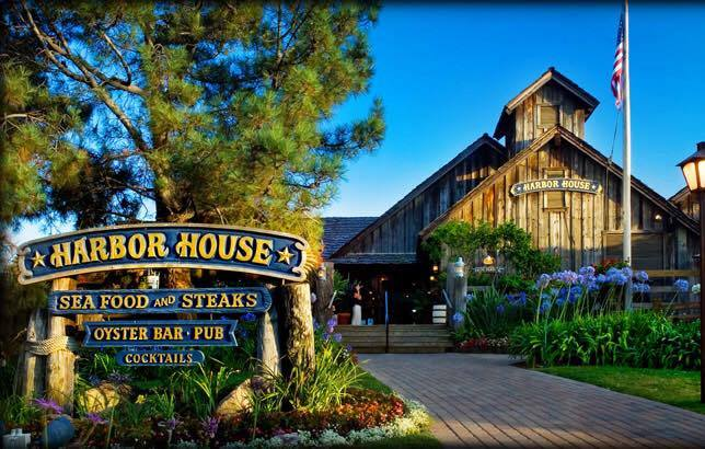 Harbor House Restaurant You Can T Go Far In Seaport Village Without Spotting A Seafood Focused Spot And This Gem Delivers With Fresh Fish Served Alongside